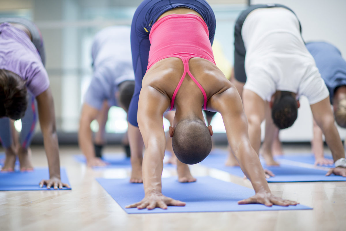 yoga in west hartford