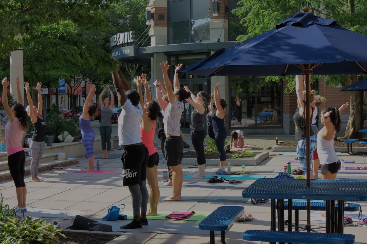 yoga in west hartford